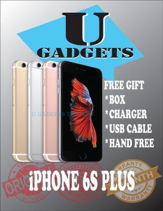 iPhone 6S Plus 128GB Original Apple FullSet 2ndHand