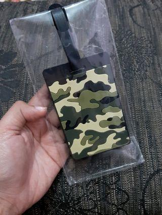 Army military bagtag