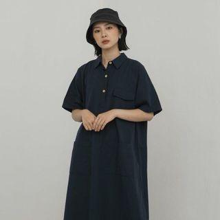 Wuzo 短袖襯衫洋/全新