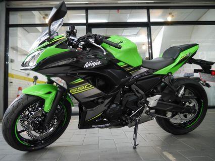 2019 Kawasaki Ninja 650 ABS 一手車台崎保固中