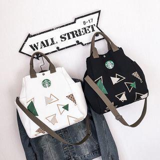 Starbucks Tote Canvas Bag