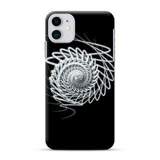 Simple Artwork iPhone 11 Custom Hard Case