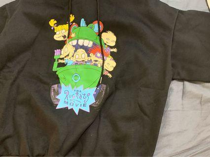 可愛卡通帽T  保暖hoodie