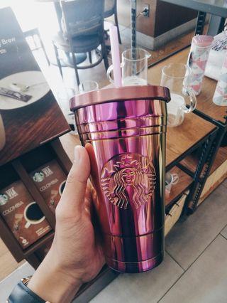 Original Starbucks Korea SS Summer Gradation Coldcup 473ml