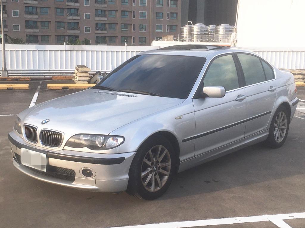 2003年 BMW E46 320 2.2 小改款(手自排)