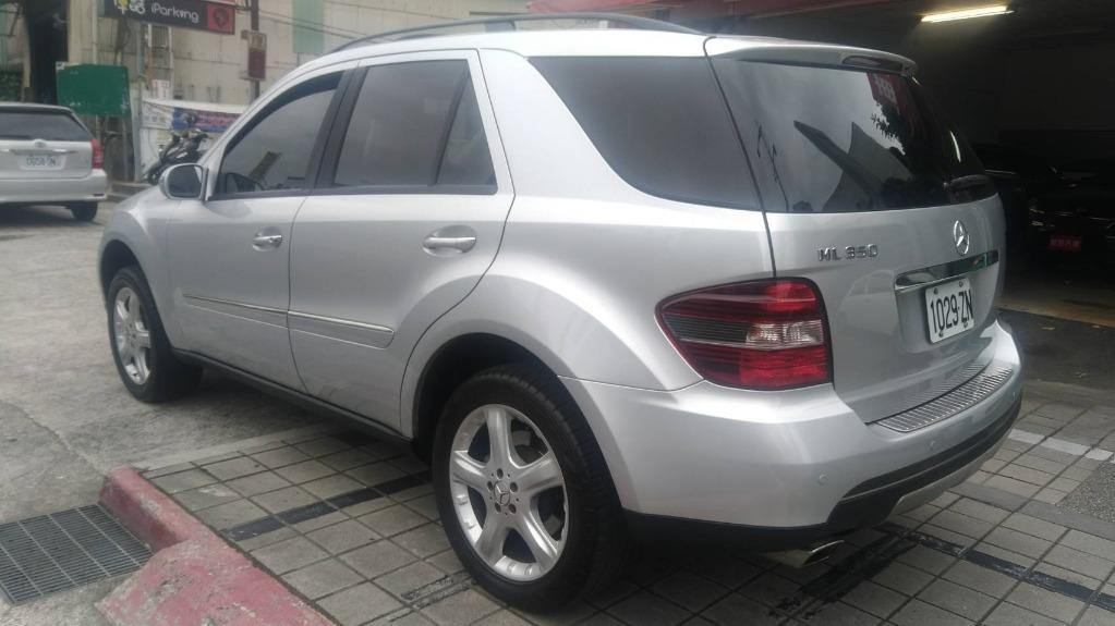 2006 Benz ML350 3.5L  稀有尊貴休旅✨ 好爸爸尊貴的選擇,因為你值得👍