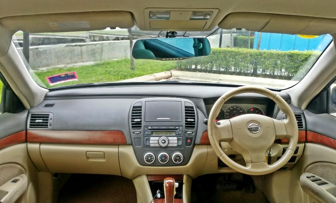 2009 Nissan SYLPHY 2.0 CVT (A) DEPO 2990 LOAN MEDAI KERETA.