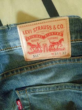 二手Levi's 511