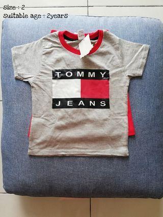 Kids Tshirt and Short pant
