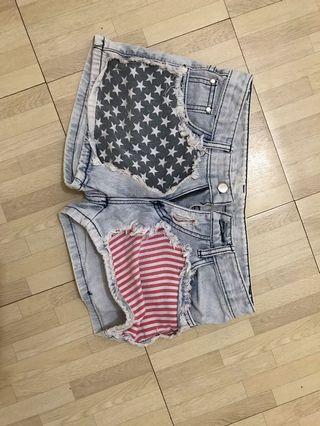 USA Hot pants