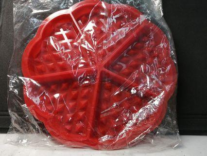 Silicone mould baking jelly