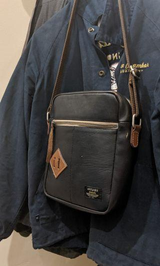 Tas kulit sling bag affairs