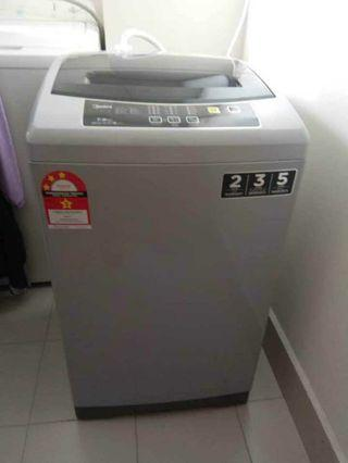 MIDEA Fully Automatic 7kg Washing Machine