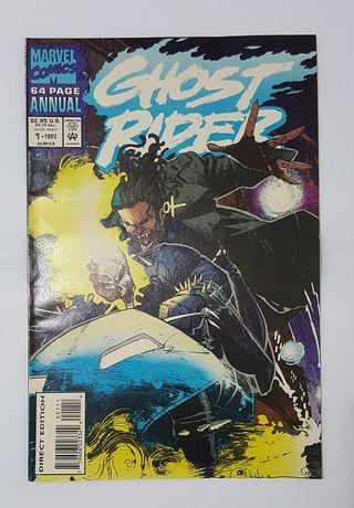 Ghost Rider 1993 Annual Edition (64 pages) - Marvel