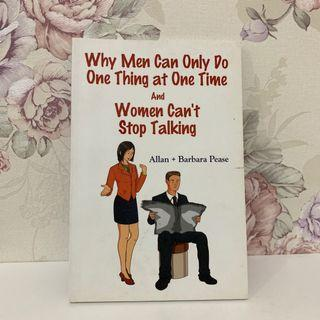Why men can only do one thing