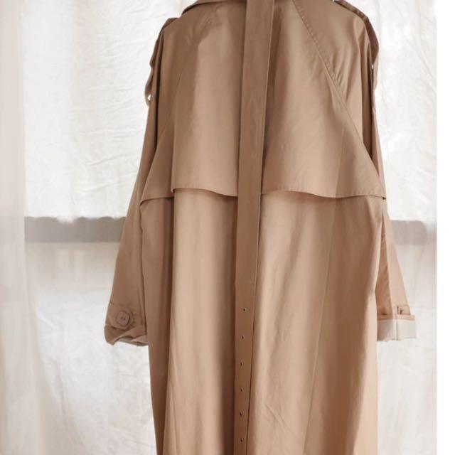 全新❣️韓版大衣風衣