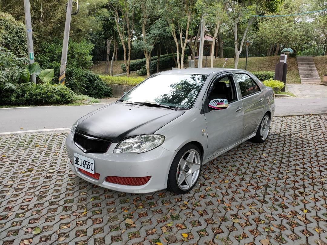 自售 2005 豐田 VIOS 帥車 可全額貸 可私分