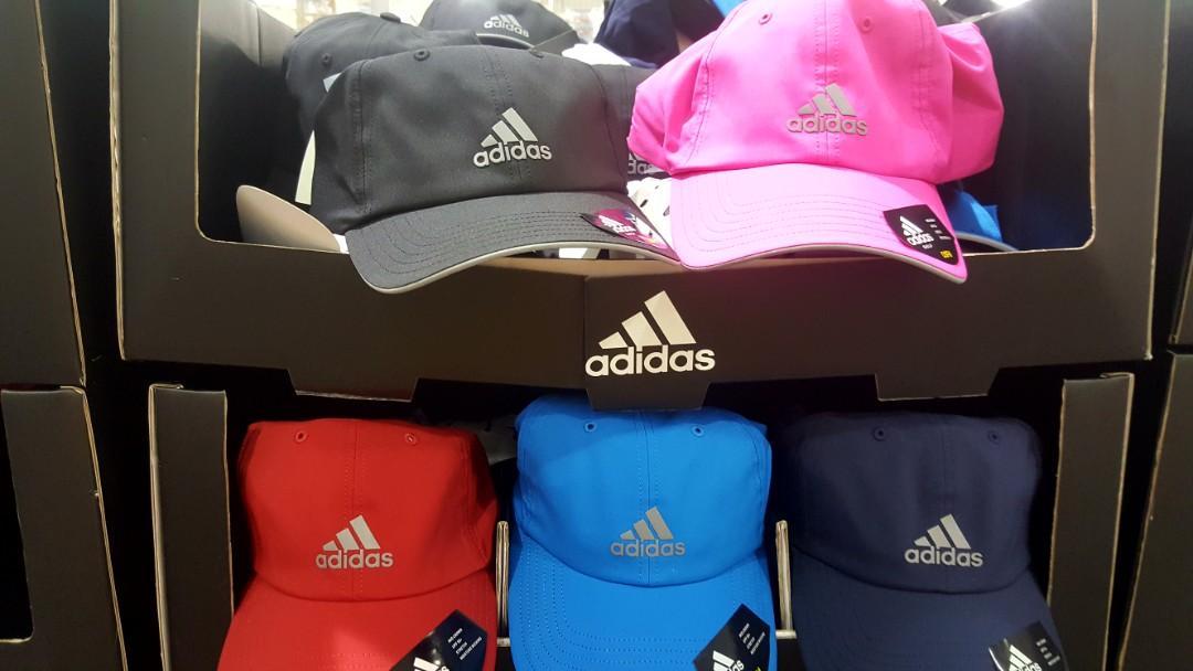 🌟現貨!ADIDAS愛迪達 休閒帽 單一尺寸 5色-吉兒好市多COSTCO代購