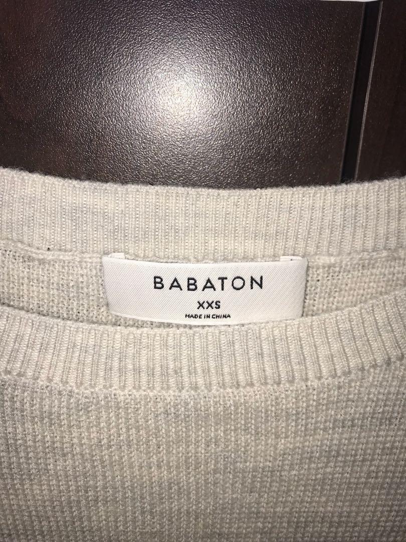 Babaton for Aritzia Knit Sweater