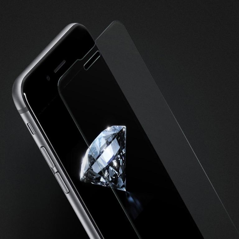 BEST OFFER!! High Quality Apple iPhone 9H Clear Tempered Glass Screen Protector