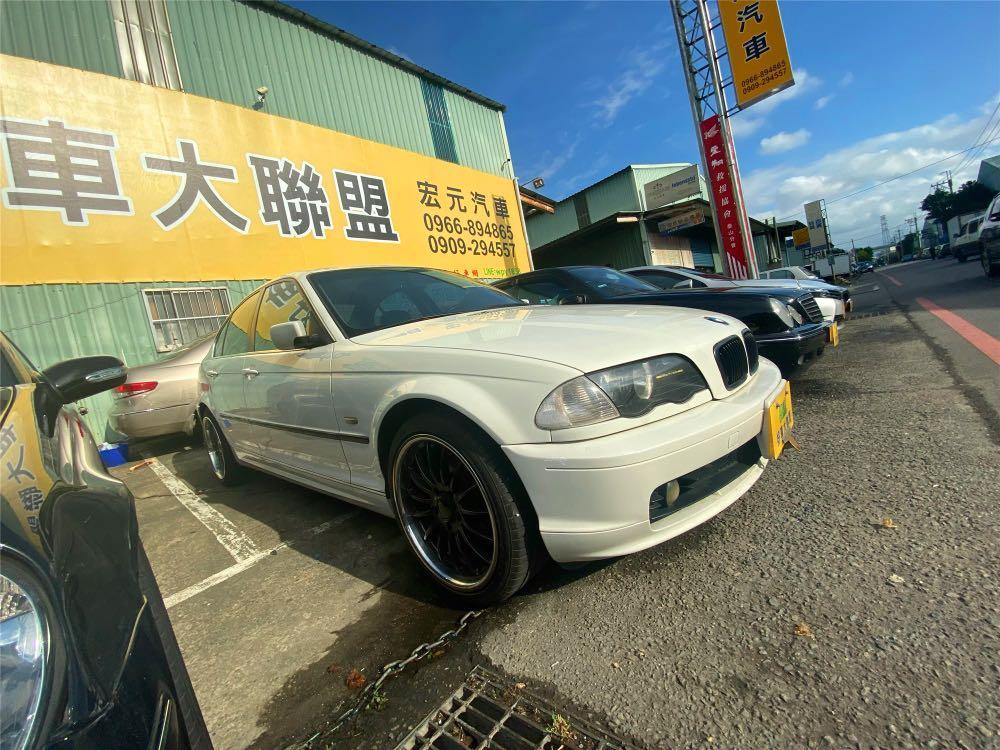 BMW 320I 1999可私分