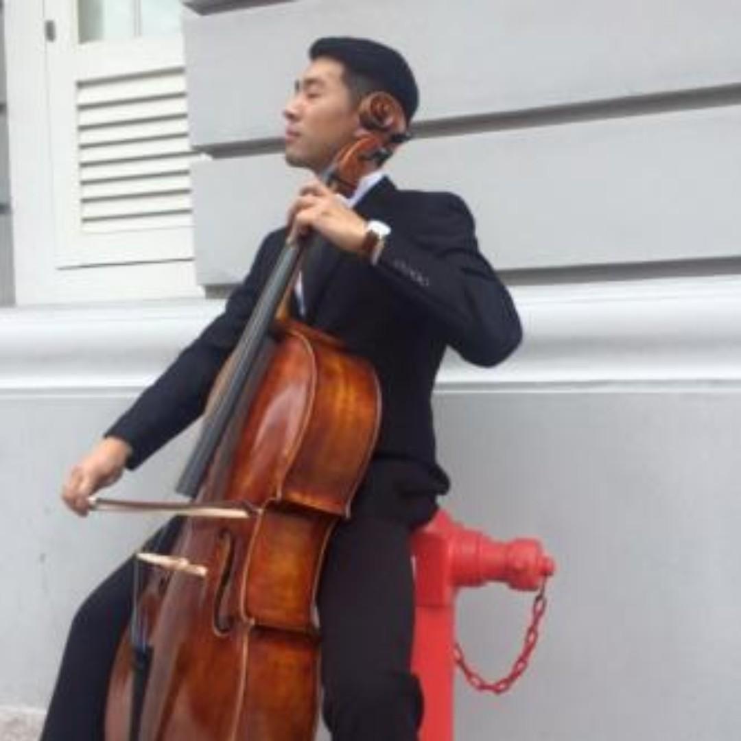 Cello Lesson / Music Class