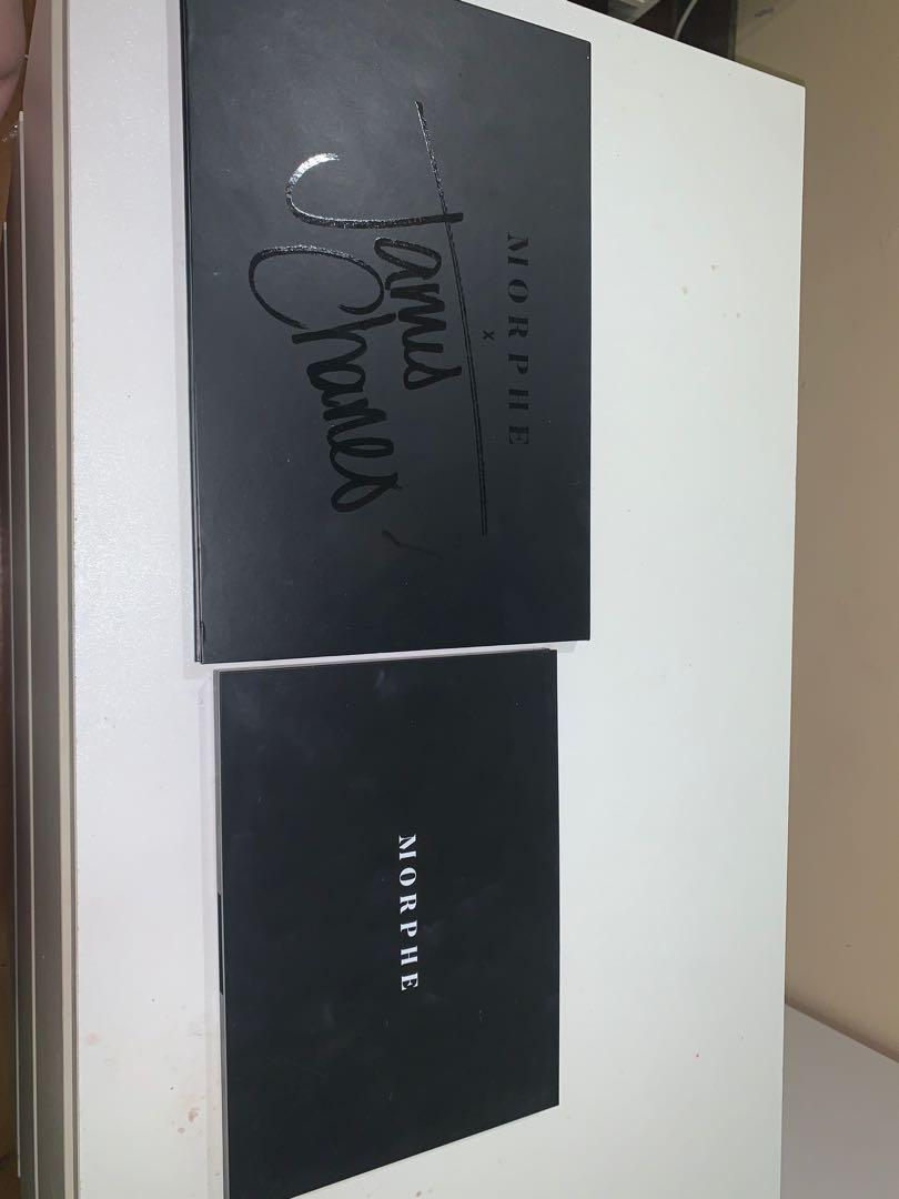Eyeshadow Palettes including Morphe, Too Faced,Colourpop