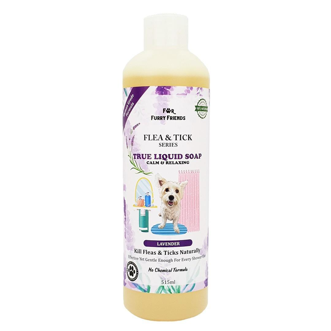 Flea & Tick Series True Liquid Soap (Lavender) 515ml