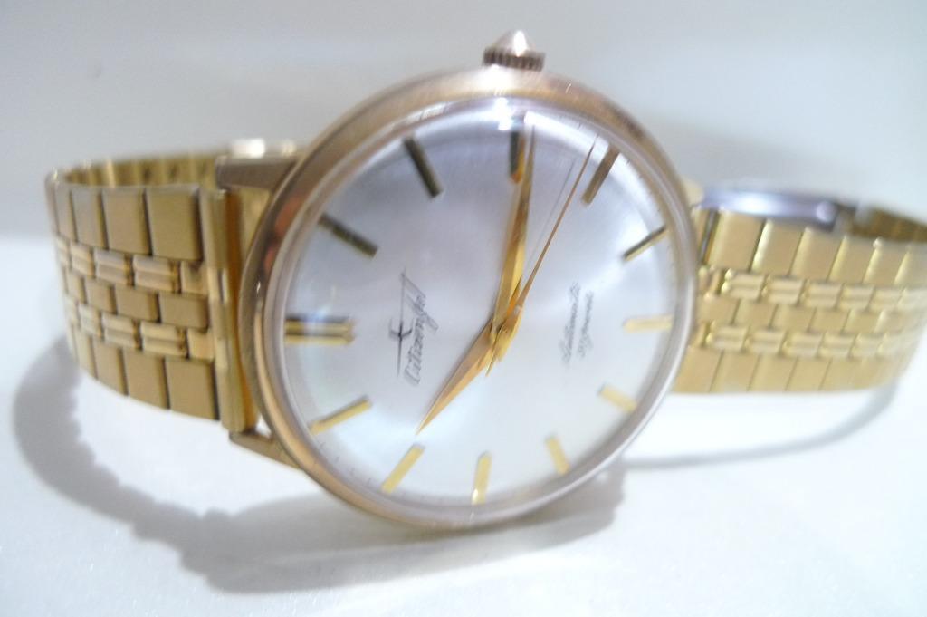 Great Condition - Citizen Jet 21-J Automatic Watch