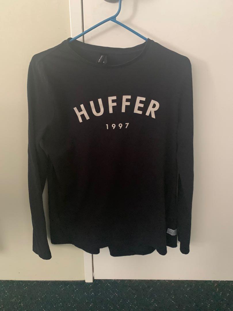 Huffer top