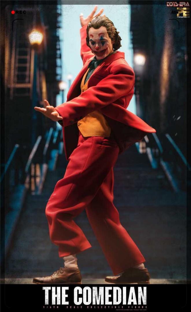 Joker Hot Toys new 2019 toys era(Preorder)