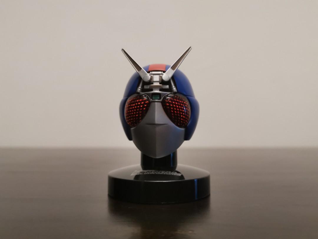 Kamen Rider Rider Mask Collection RMC Roborider & BioRider