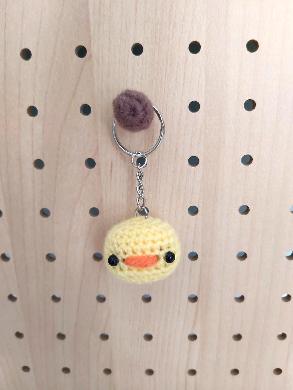 Cute Amigurumi Keychains Free Crochet Patterns | 1440x1080