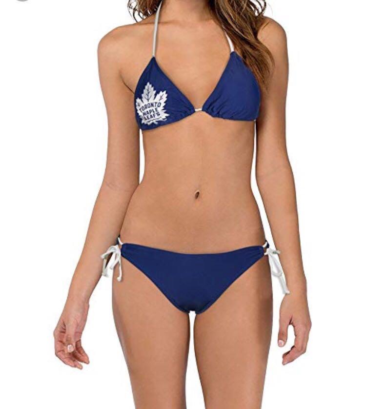 Leafs Bikini