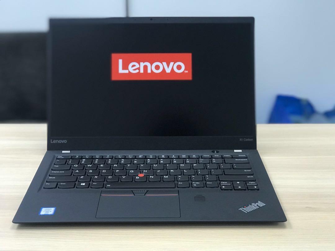 "Lenovo X1 Carbon Skylake ( Gen 4 ) Core i5-6300U, 256GB SSD, 8GB RAM, 14"" HD Display, Win10, Warranty Active 05-04-21"
