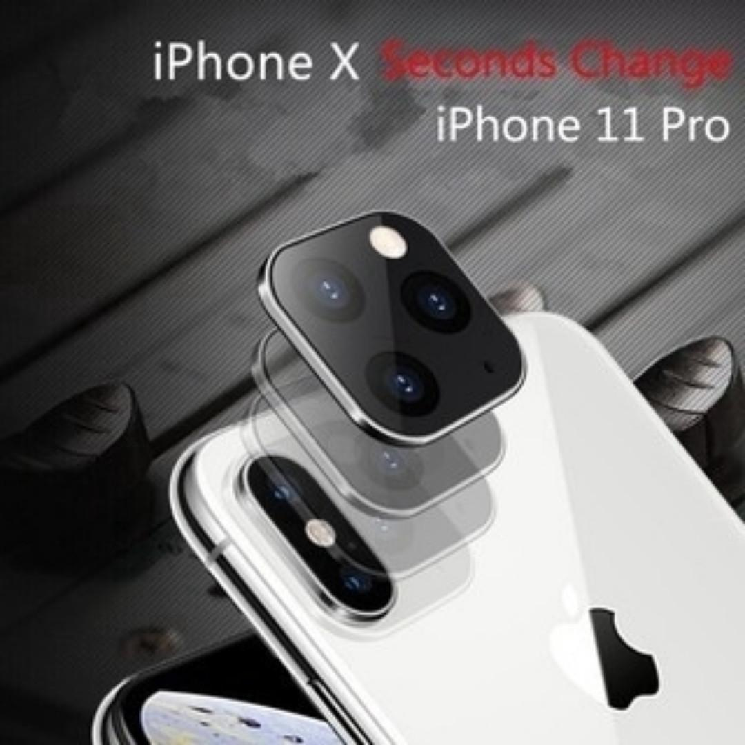 Lens Protector Converter for iPhone X/XSMAX to iPhone 11 Pro