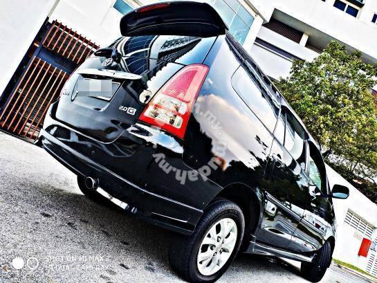 Loan Kedai Muka Cikit 2007 Toyota INNOVA 2.0 G (A)