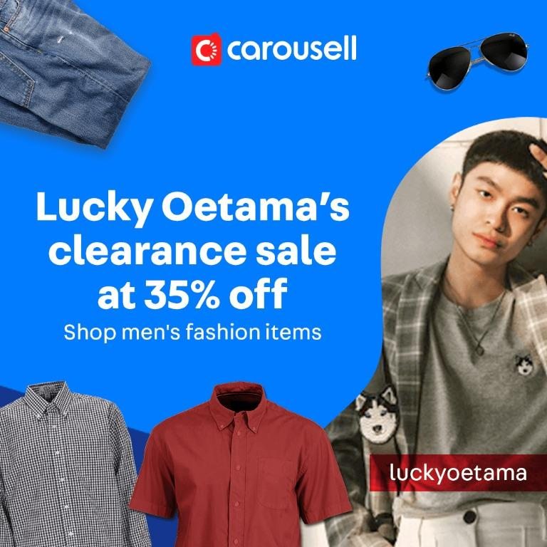 Luckyoetama Clearance Sale at 35% off