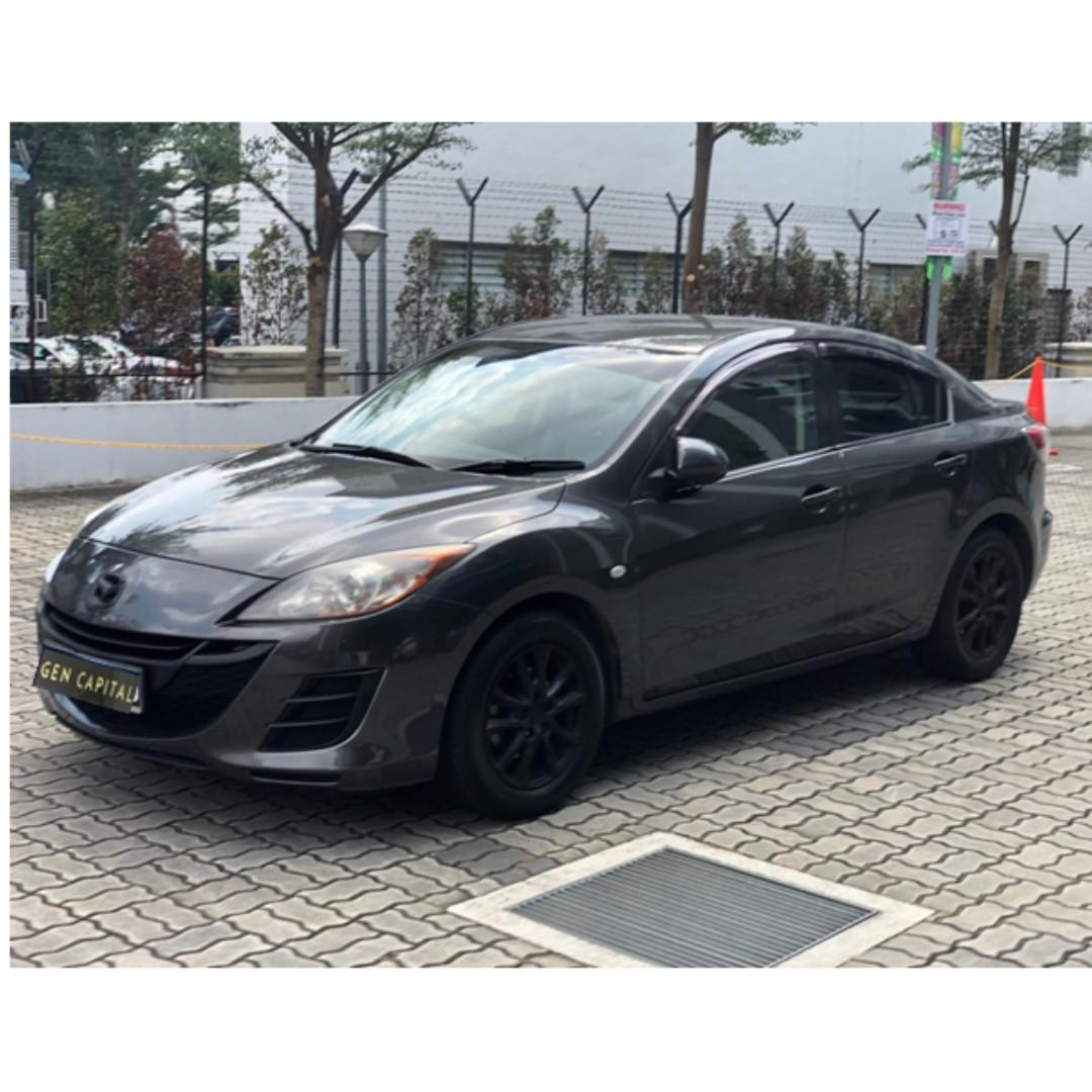 Mazda 3 - Your preferred rental, With the Best service in Singapore!