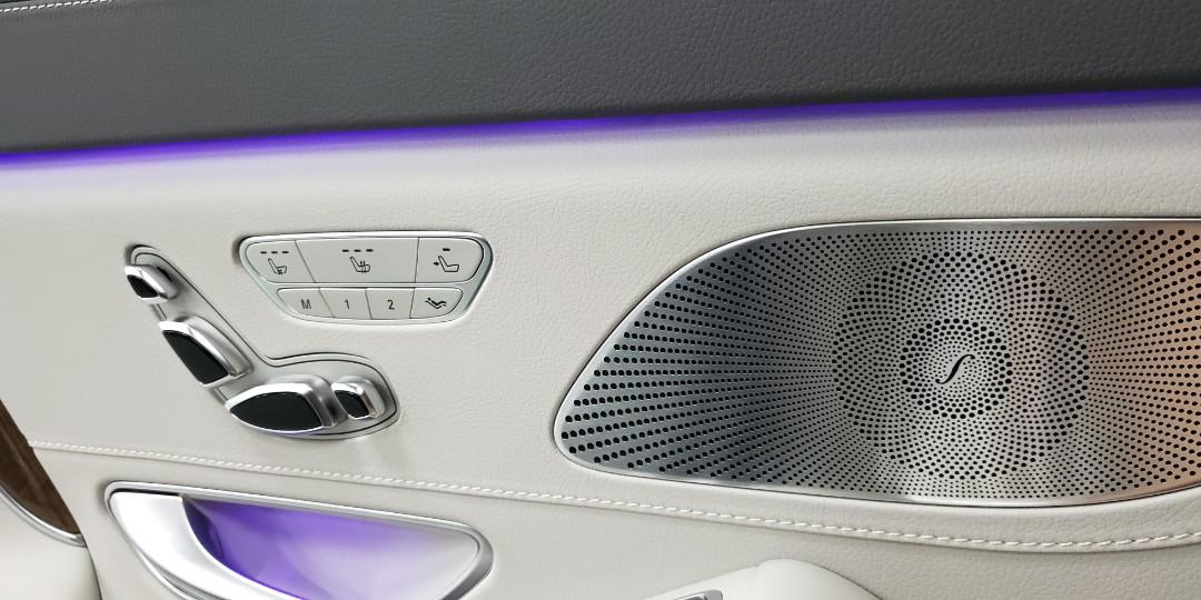 2015 MERCEDES-BENZ Maybach S500
