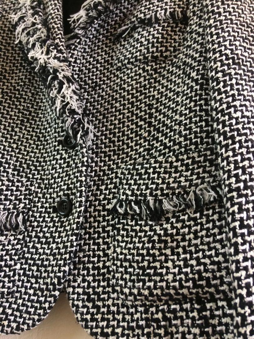 Michel Klein Blazer Coat