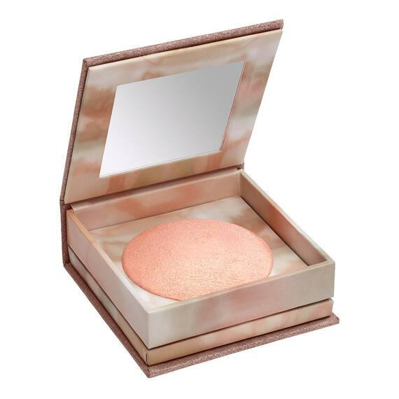 NAKED ILLUMINATED Shimmering Powder For Face And Body. New