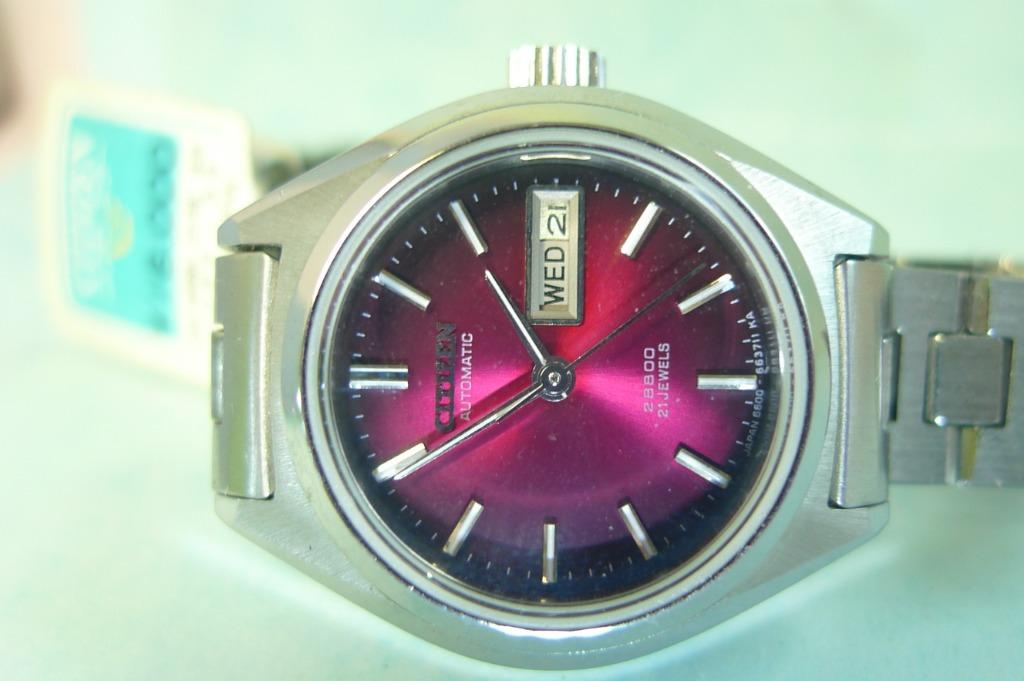 New Old Stock ! Ladies' Citizen Automatic......Super Beat 28800