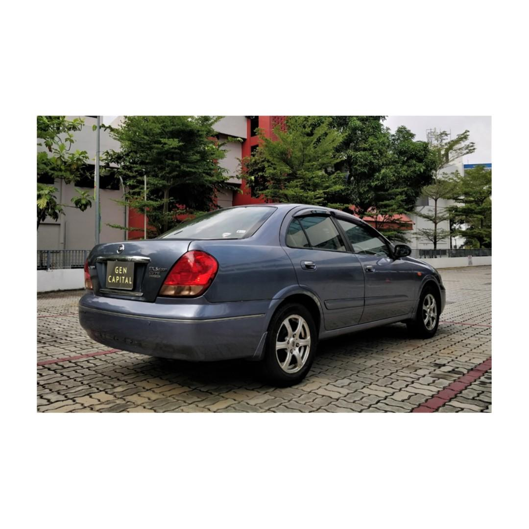 Nissan Sunny Manual - IMMEDIATE COLLECTION @ 97396107 !! !! !!!  !!  !!  !