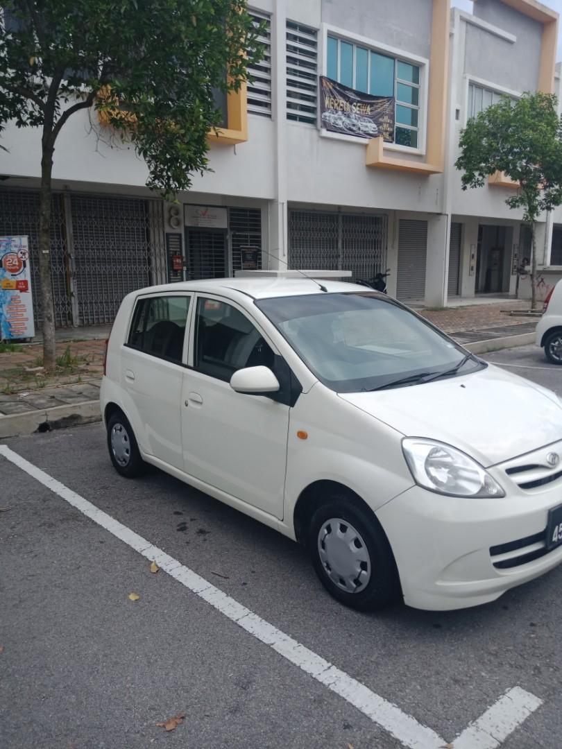 Perodua Viva S 1.0 (A) Kereta Sewa Murah Selangor KL