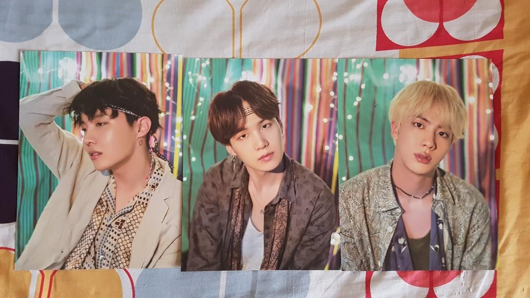 [PRELOVED] BTS SUMMER PACKAGE IN SAIPAN MINI POSTER