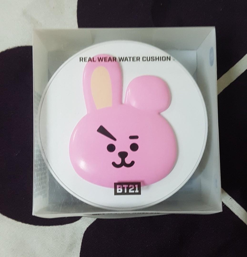 [PRELOVED]VT Cosmetics × BT21 Cooky Real Wear Water Cushion