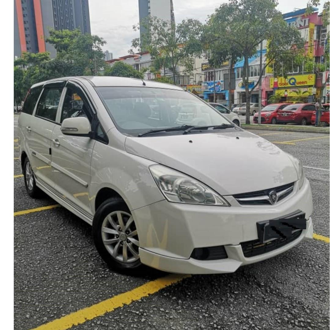 PROTON EXORA CPS 1.6 MC H - LINE (AUTO) DIRECT OWNER
