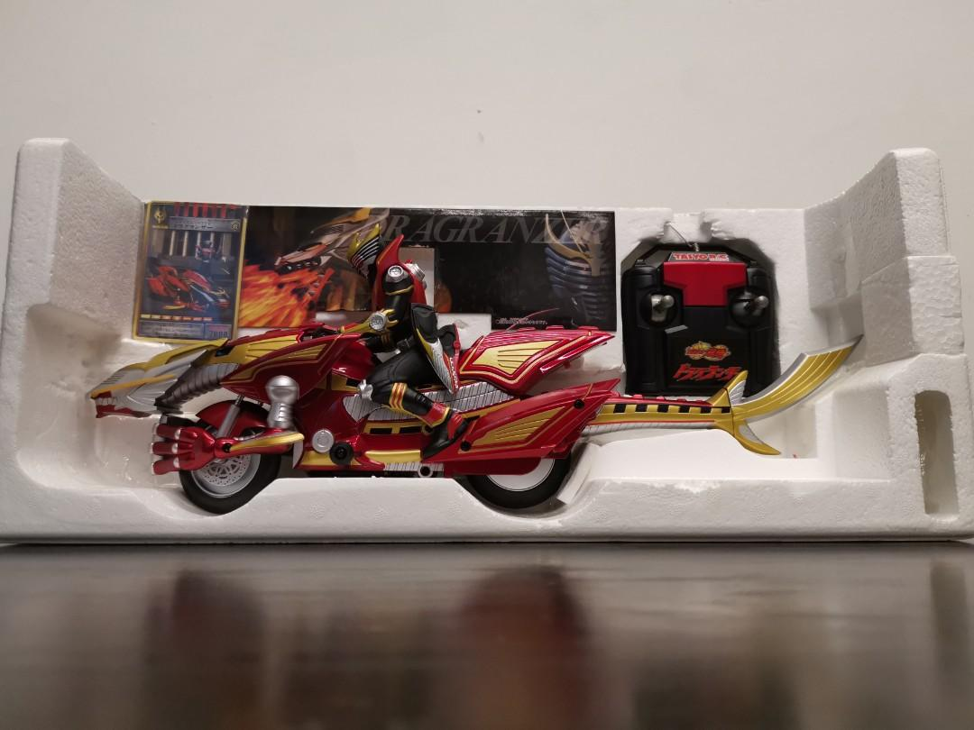 RC Kamen Rider Ryuki Survive