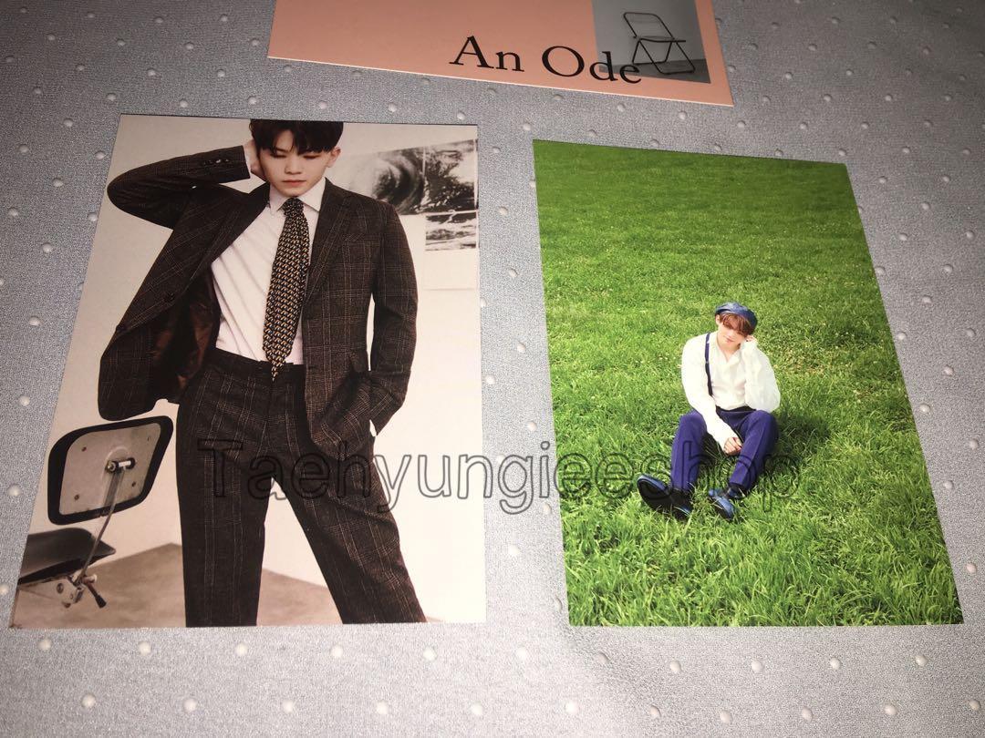 [READYSTOCK] SEVENTEEN 3rd Album ( KIHNO ) OFFICIAL PHOTOCARD